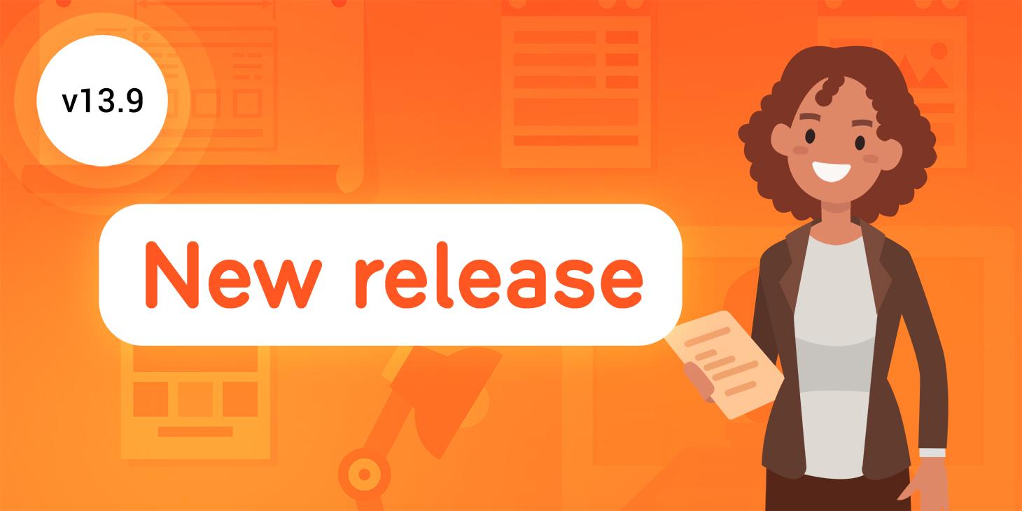 Bookly Wordpress plugin release v13.9