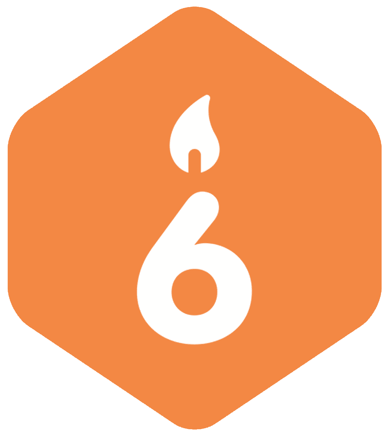 6 Years of Membership: Has been part of the Envato Community for over 6 years