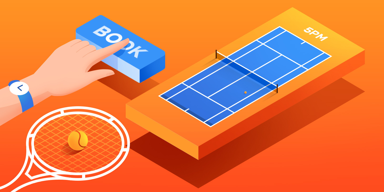 Why Tennis Court Rentals Should Use Online Appointment Scheduling