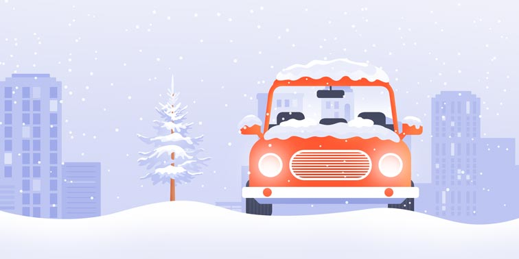 Helpful driving tips from your Mechanic to safely drive during the winter