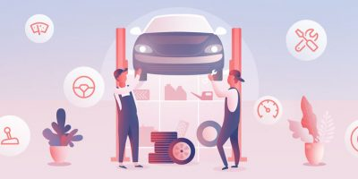 Automotive industry 2020