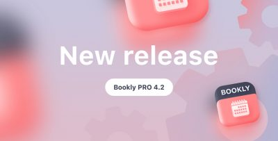 Bookly PRO 4.2 release