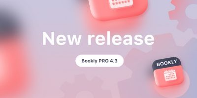 Bookly PRO 4.3 release